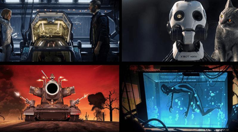 Love, Death and Robots : un teaser et une date de diffusion dévoilés