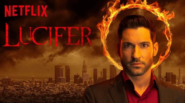 Risultati immagini per lucifer serie tv netflix