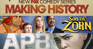 Making History, Son Of Zorn et APB