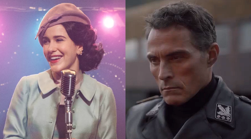 Amazon dévoile des trailers pour The Marvelous Mrs. Maisel et The Man in the High Castle