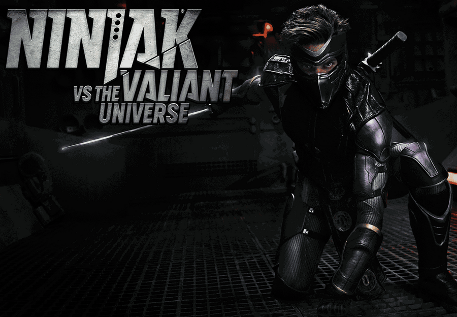 Review Pilot - Ninjak vs The Valiant Universe : on continue ou pas ?