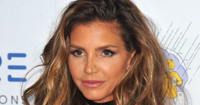 Charisma Carpenter - Just About TV