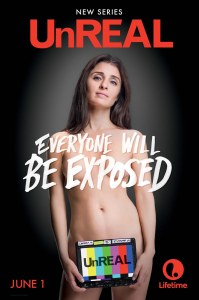 TV STILL -- DO NOT PURGE -- UnReal, new Lifetime Series poster, pictured: Shiri Appleby HANDOUT