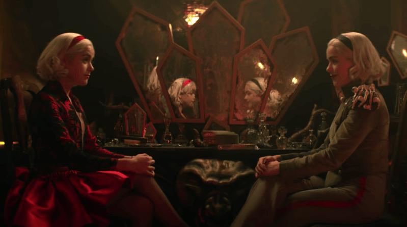 Les Nouvelles Aventures de Sabrina : ultime trailer pour la dernière partie !