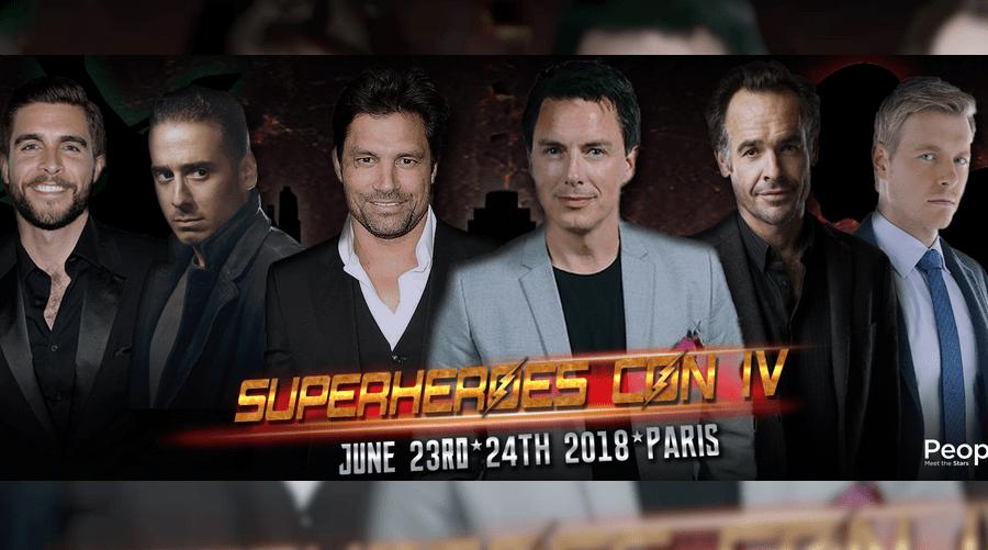 Le point sur les dernières annonces de People Convention pour la Super Heroes Con IV