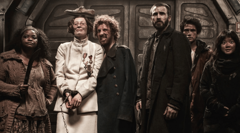Le point sur le pilote de l'adaptation de Snowpiercer