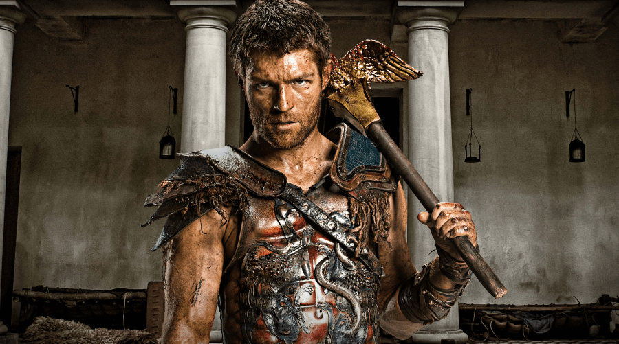 [ENGLISH VERSION] Sparcatus : meeting with Liam McIntyre from People Convention's Rebels Spartacus V