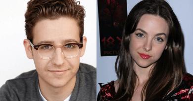 Trevor Einhorn et Brittany Curran
