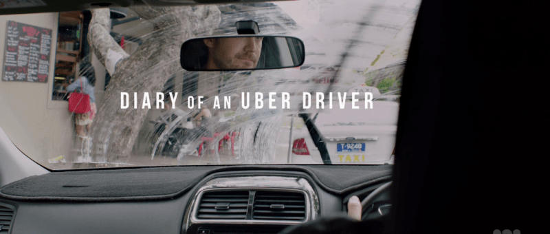Diary Of An Uber Driver - Just About TV