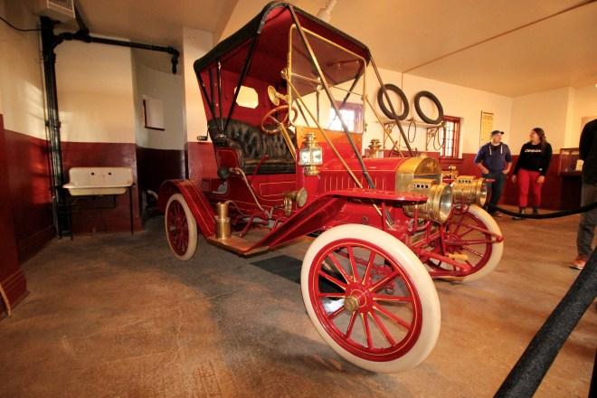 1910 Maxwell Model Q Standard