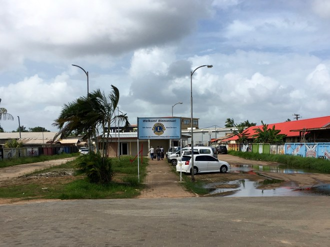 Suriname immigration