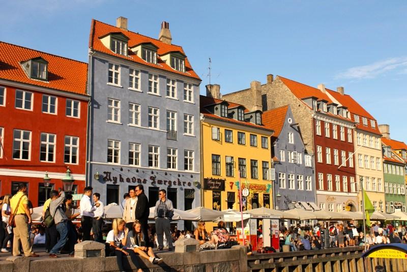 Main canal-Copenhagen
