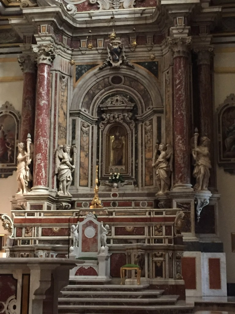 Eucharistic Miracle Lanciano