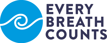 Image result for every breath counts logo