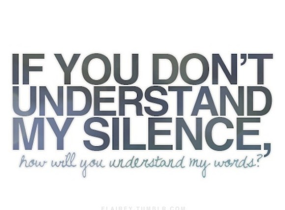 My Silence