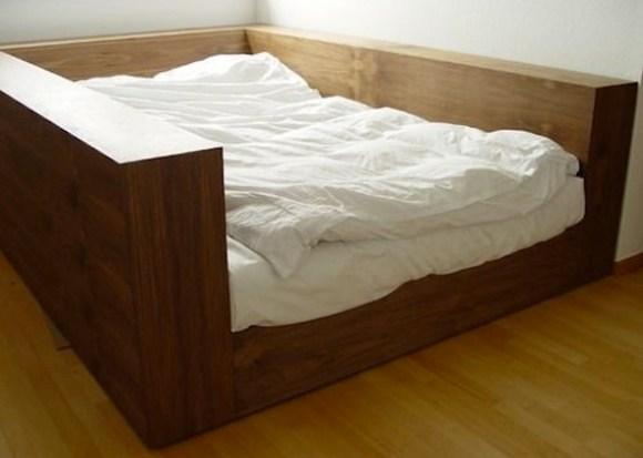 woodpornbed