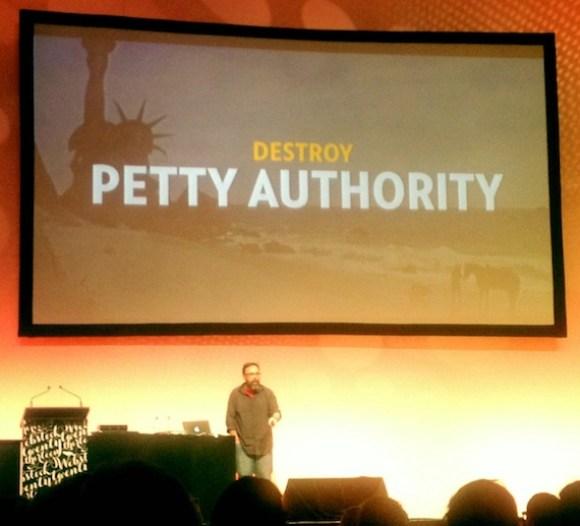destroy authority