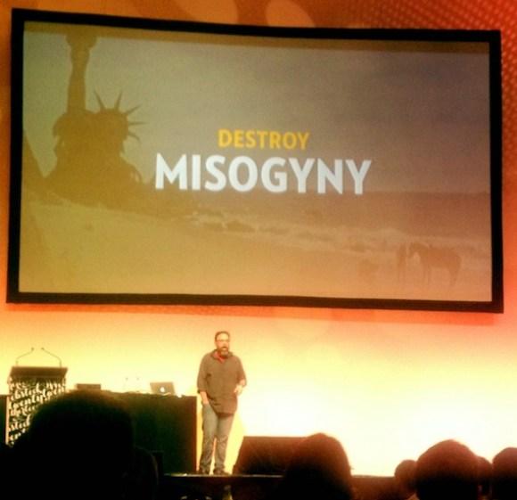 destroy misogony