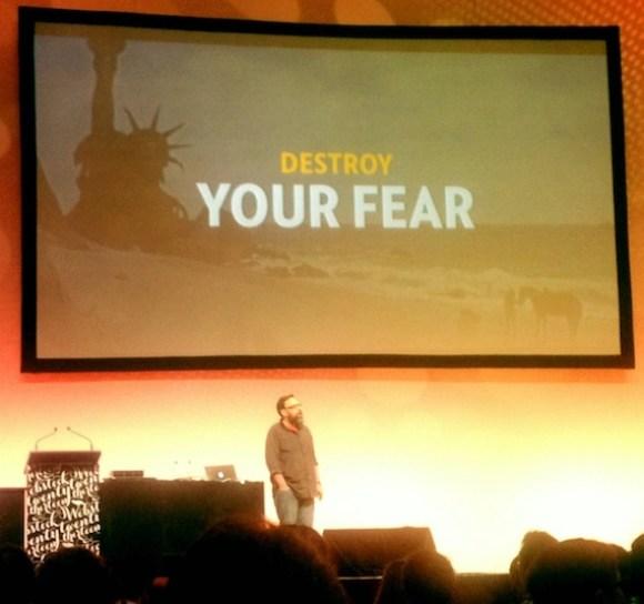 destroy your fear