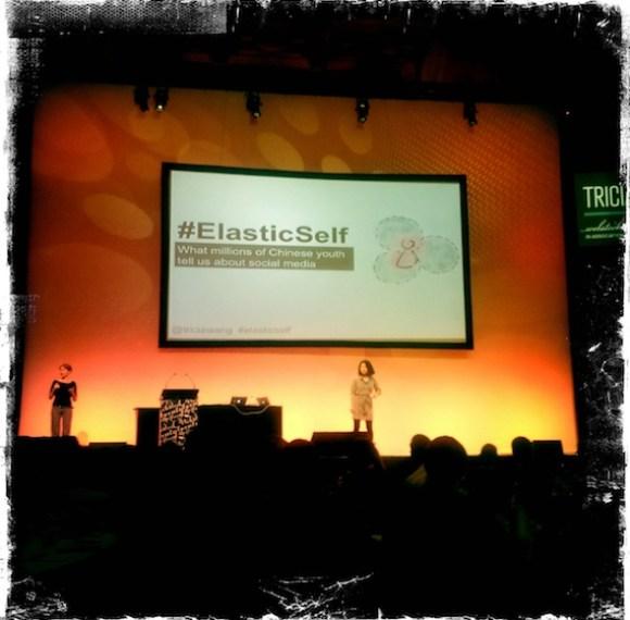 elastic self