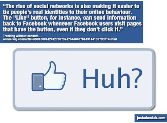 fascinating facebook like button quote