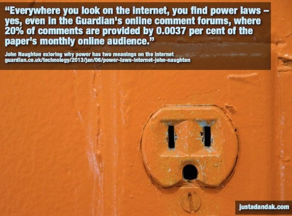 fascinating power laws quote