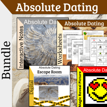 absolute dating unit