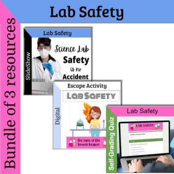lab safety for middle school