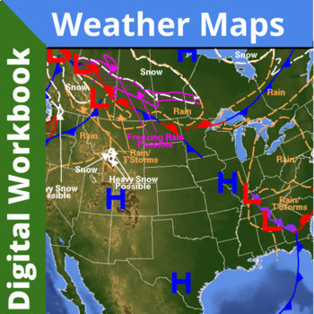reading weather maps