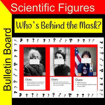 science bulletin board