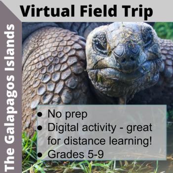 Virtual field Trip - The Galapagos Islands