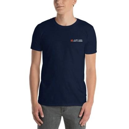 JAL Short-Sleeve Unisex T-Shirt 4
