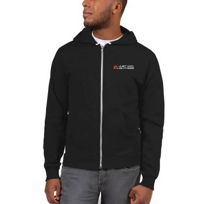 JAL Hoodie sweater 2