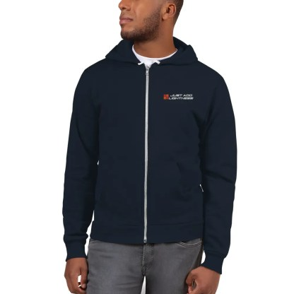 JAL Hoodie sweater 4