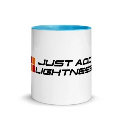 JAL Mug with Colour Inside 9