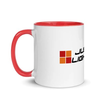 JAL Mug with Colour Inside 7
