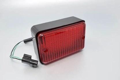Caterham 7 LED Fog Lamp 3
