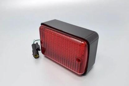 Caterham 7 LED Fog Lamp 2