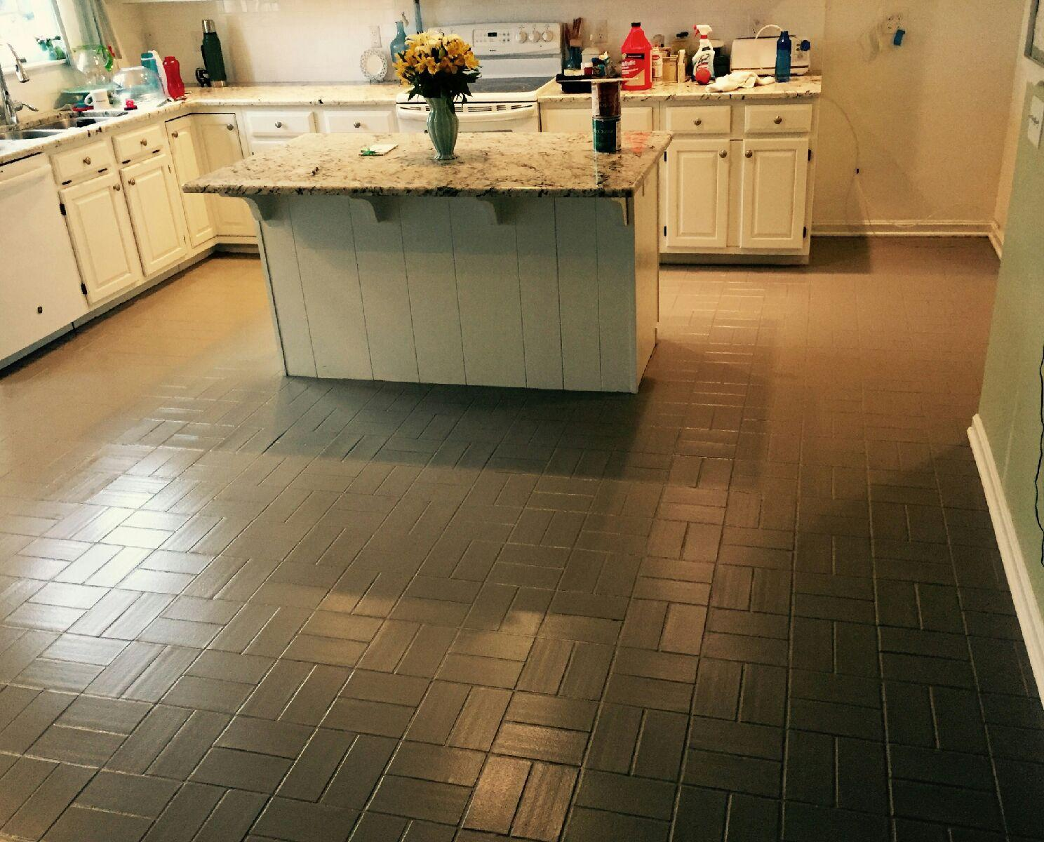 painting floors can save thousands