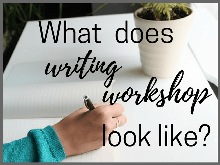 What does writing workshop look like in middle school
