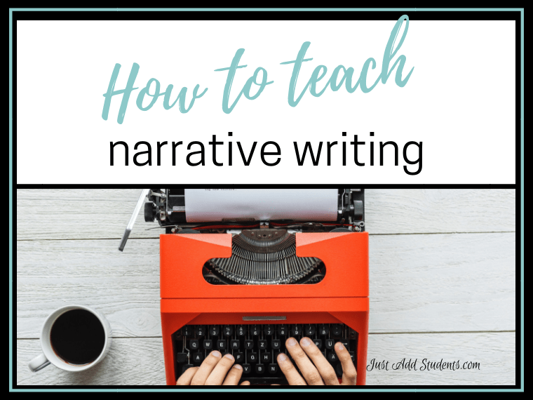 Looking for ideas to teach narrative writing? Click through for ways to make your teaching more effective, productive, and organized.