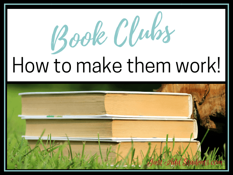 How do book clubs work? Here are tips for creating successful literature circle lessons and activities for your middle school students.