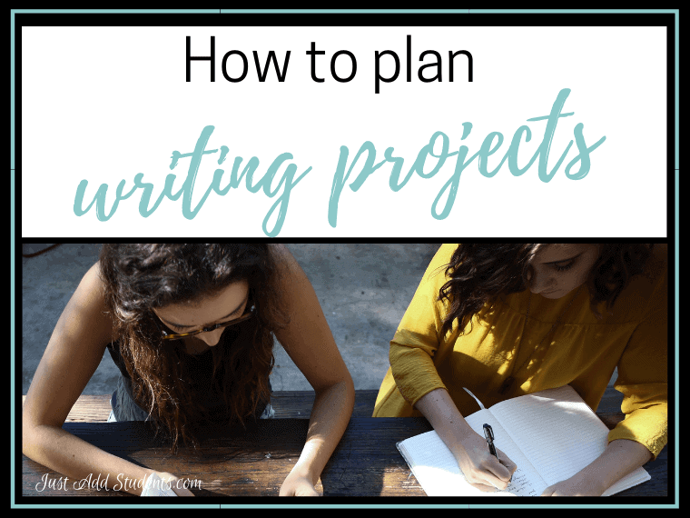Ready to plan a writing project but not sure where to start? This post will help guide you step-by-step through the process.