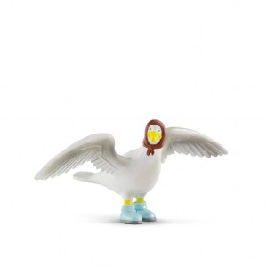 Meeuwke (miniatuur)