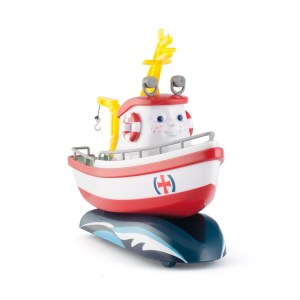 elias de kleine reddingsboot serie 2 op golf