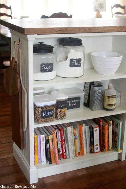 18 Creative IKEA Hacks For The Kitchen Just A Girl And