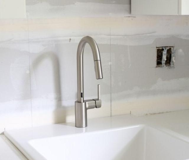 Installing The Moen Align Faucet Justagirlandherblog Com