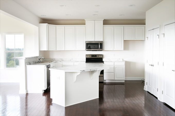 Installing Quartz Countertops For Orchard House Kitchen