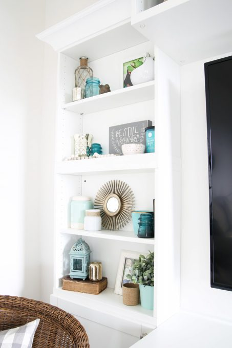 How To Design Install And Add Trim To An Ikea Besta Built