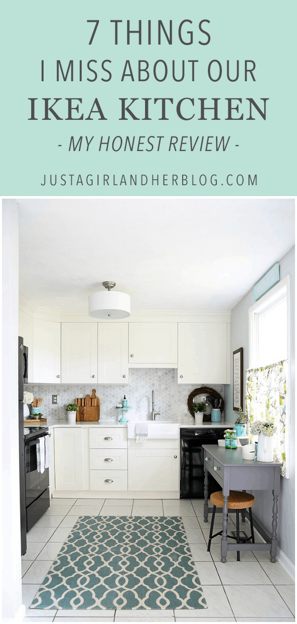 7 Things I Miss About Our Ikea Kitchen Abby Lawson